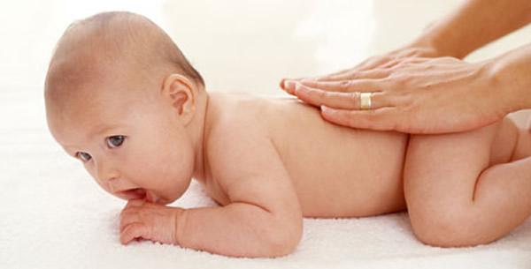 Njega kože bebe