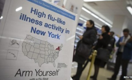 Gripa izazvala vanredno stanje u New Yorku