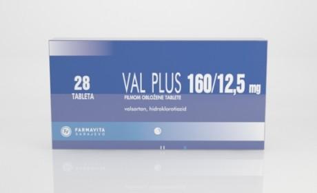Liječenje hipertenzije valsartanom