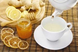 Čaj od đumbira za zdravlje