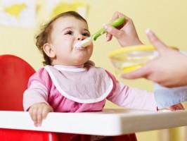 Bebe i povrće