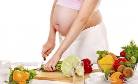 Prehrana u trudnoći