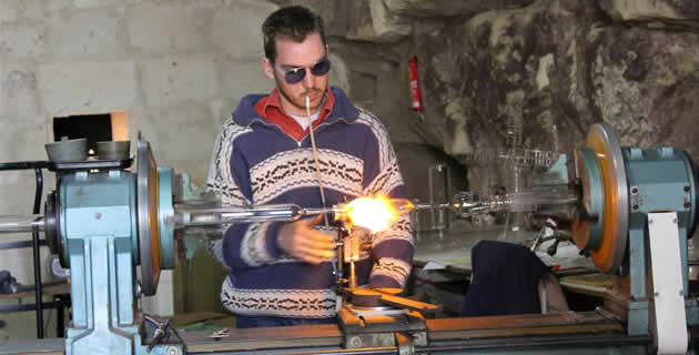 Glassblower