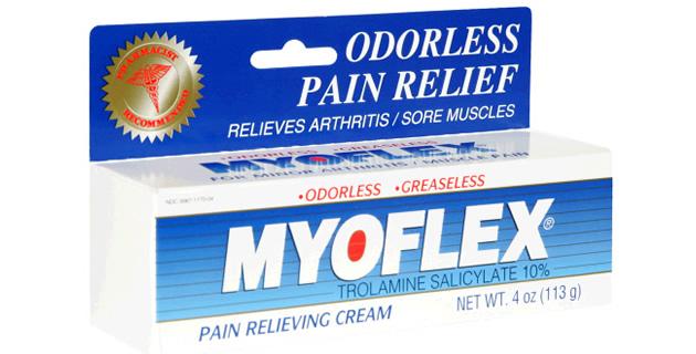 """Myoflex"" Smanjite mišićnu napetost"
