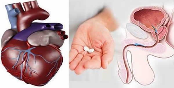 Rak prostate u vezi sa bolešću srca