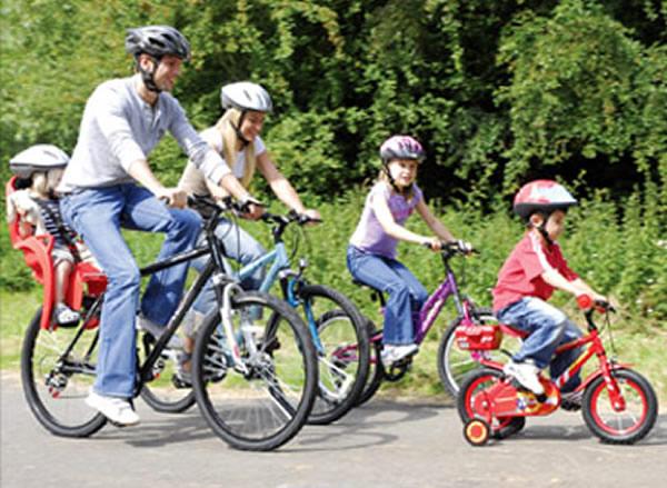 Biciklizmom do zdravlja