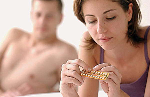Kontracepcijska pilula