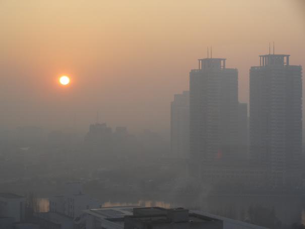 Zagađen zrak