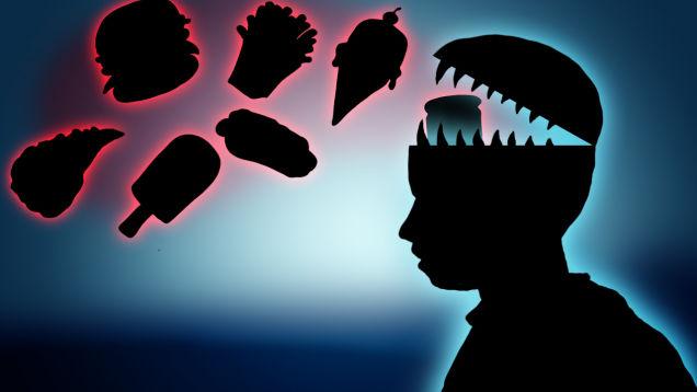 Brza hrana loša za mozak