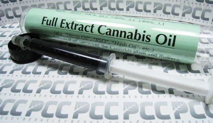 Ekstrakt marihuane