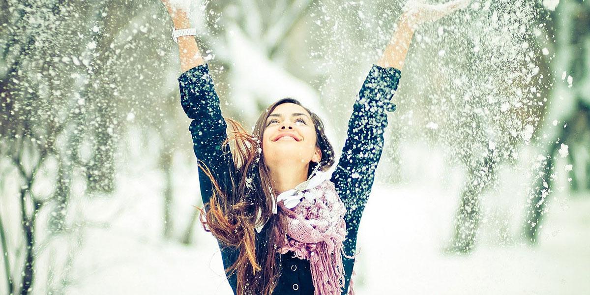 Vježbanje zimi