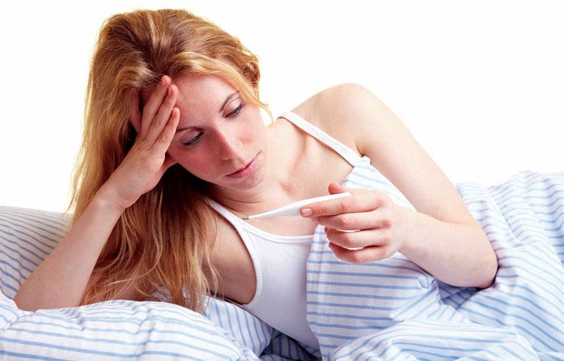 Liječenje povišene temperature