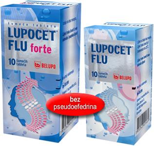 Lupocet flu