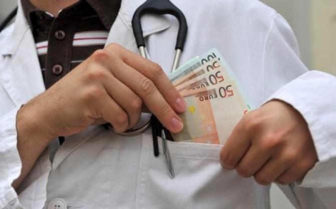 Korupcija u zdravstvu