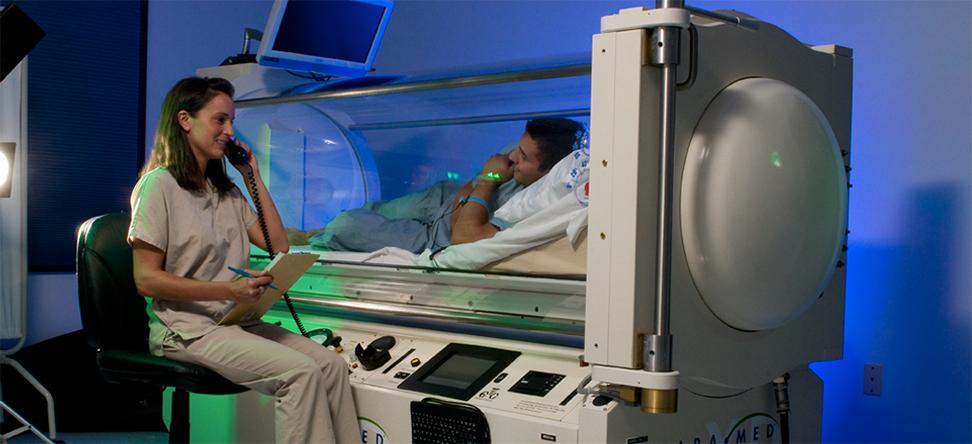 Hiperbarična oksigenoterapija