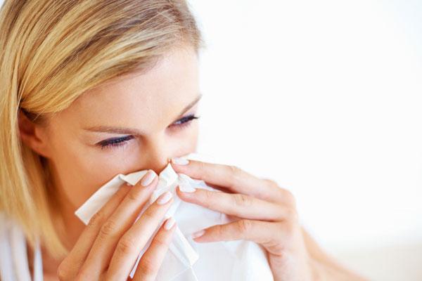 Alergija prehlada gripa