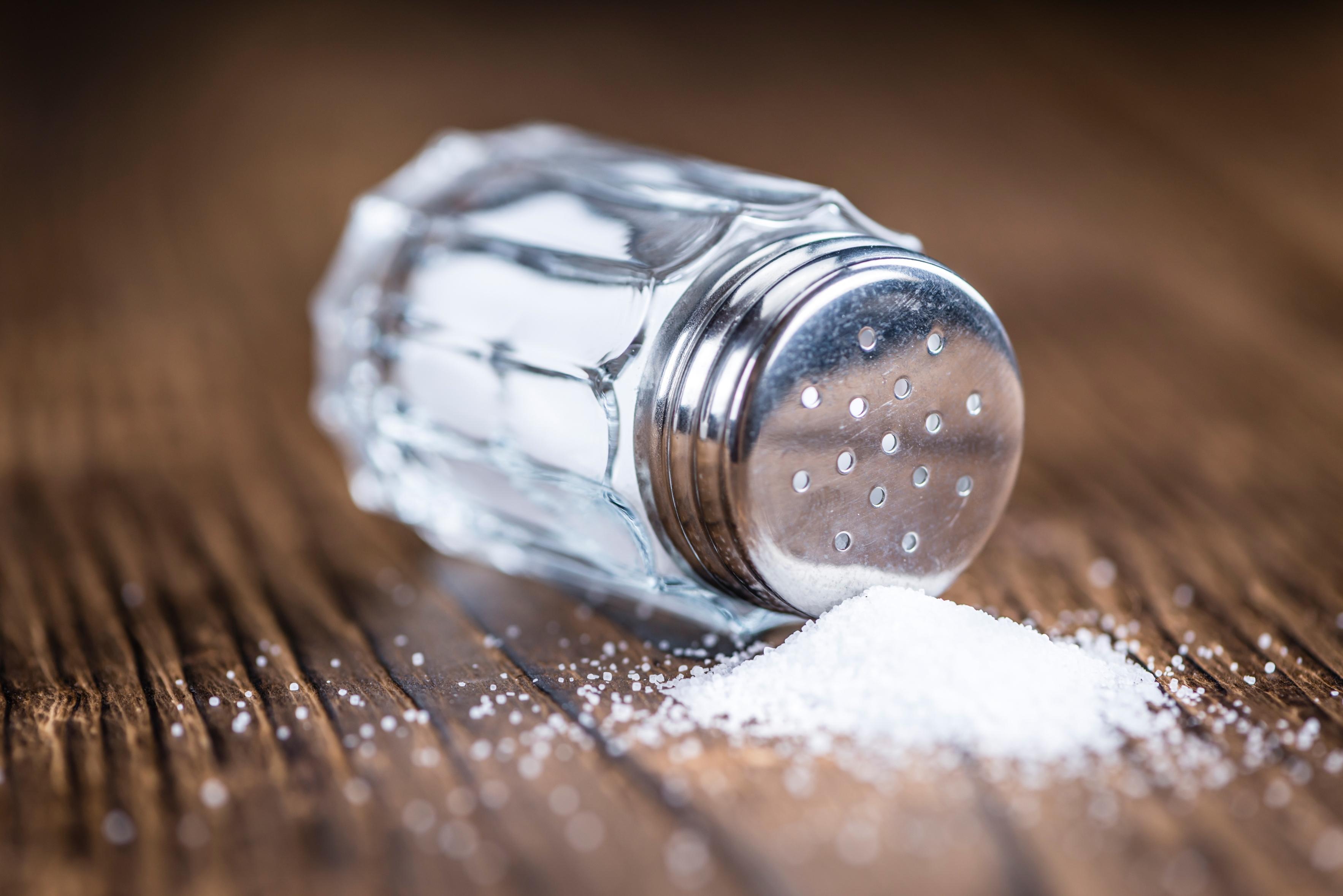 utjecaj prekomjernog unosa soli na jetru