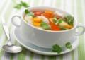 Topla supa je idealna u zimskom periodu