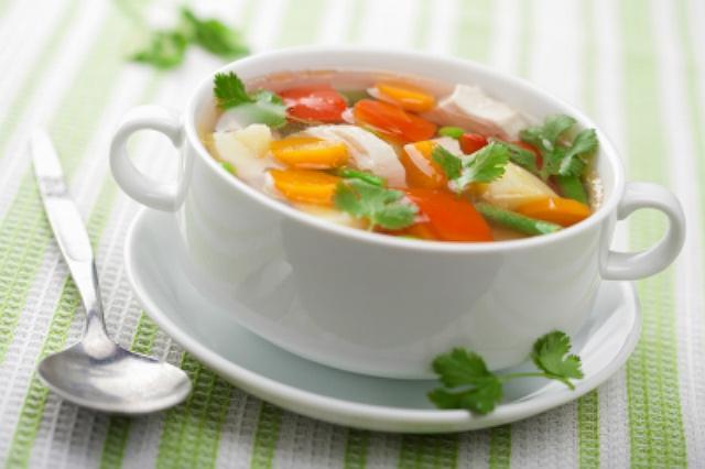 Topla supa