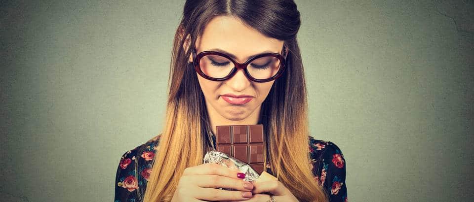 mnogi ljudi nastoje ublažiti stres hranom