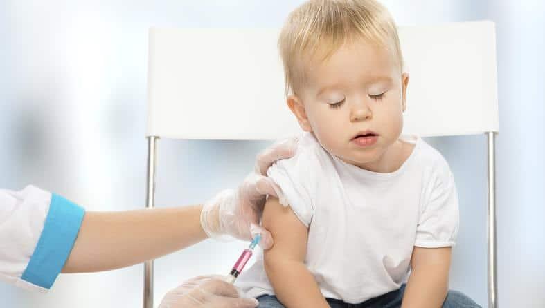 Cijepljenje protiv ospica