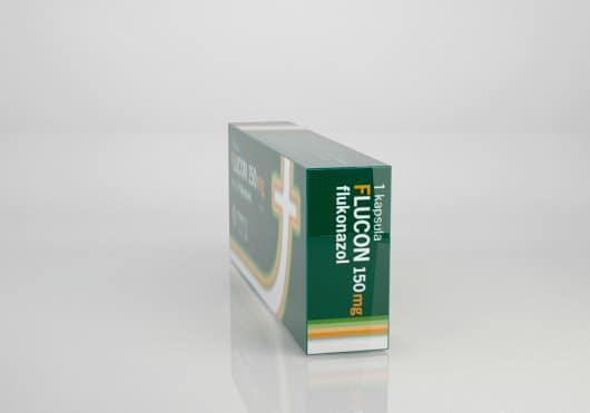 Flucon flukonazol